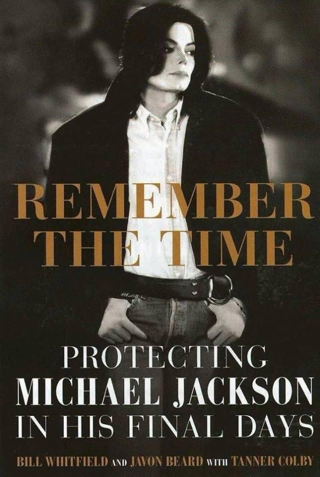 Βιβλίο για τον Μάικλ Τζάκσον - σωματοφύλακες