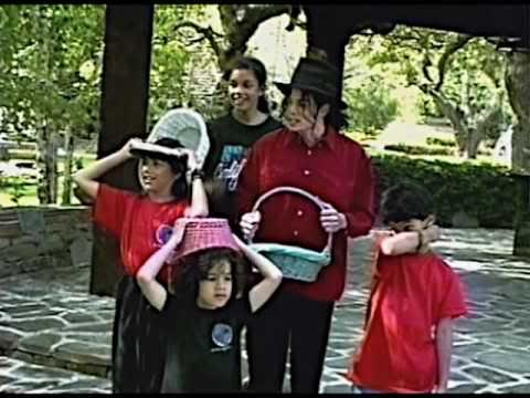 Michael Jackson Easter