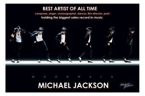Michael Jackson Best artist of all time