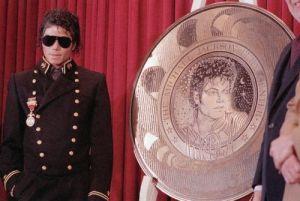 Εδώ ο Μάικλ Τζάκσον στο The Michael Jackson Burn Center (13-12-1984)
