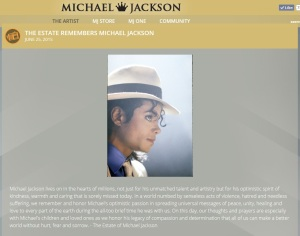 Michael Jackson Estate 25 June 2015