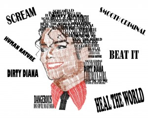 Michael Jackson song titles