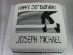 Michael Jackson birthday cake 10