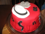 Michael Jackson birthday cake 12
