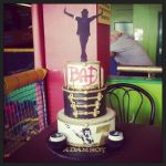 Michael Jackson birthday cake 13