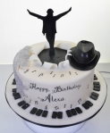 Michael Jackson birthday cake 14