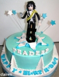 Michael Jackson birthday cake 16