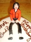 Michael Jackson birthday cake 17