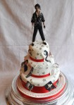 Michael Jackson birthday cake 2