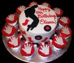 Michael Jackson birthday cake 20