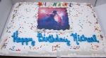 Michael Jackson birthday cake 21
