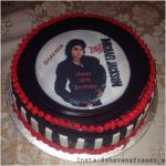 Michael Jackson birthday cake 26