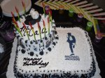 Michael Jackson birthday cake 28