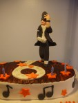 Michael Jackson birthday cake 29