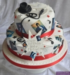 Michael Jackson birthday cake 5