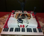 Michael Jackson birthday cake 7