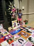 Michael Jackson birthday cards Forest Lawn 4