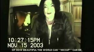 Michael Jackson the hiccups