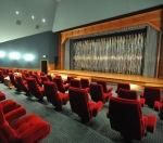 ιδιωτική αίθουσα προβολών (σινεμά δηλαδή) της Νέβεράντ