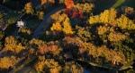 η Νέβερλαντ στα χρώματα του ηλιοβασιλέματος