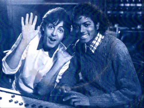 Michael Jackson Paul Mccartney