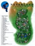 Χάρτης της Νέβερλαντ