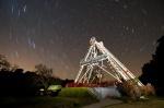 Η νύχτα στη Νέβερλαντ. Μακρυά από τα φώτα της πόλης, η ατμόσφαιρα εκεί είναι τόσο καθαρή ώστε τα αστέρια στον ουρανό  φαίνονται πεντακάθαρα