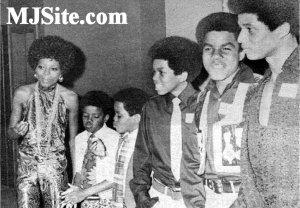 Jackson 5 Diana Ross 1969