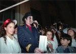 Michael Jackson Bucharest 1996 c
