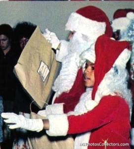 Michael Jackson Christmas 23 December 1972 c