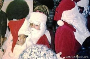 Michael Jackson Christmas 23 December 1972