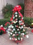 MJ BAD Christmas tree