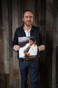 David Guetta Thriller Michael Jackson