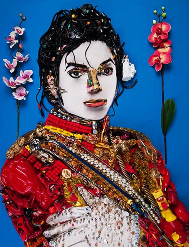 Michael Jackson by Bernard Pras
