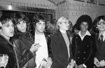 Michael Jackson Andy Warhol Steve Tyler Studio 54