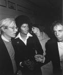 Michael Jackson Andy Warhol Studio 54