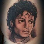 Michael Jackson Beat it tattoo