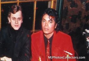 Michael Jackson Mikhail Baryshnikov