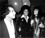 Michael Jackson Steve Tyler Studio 54 4