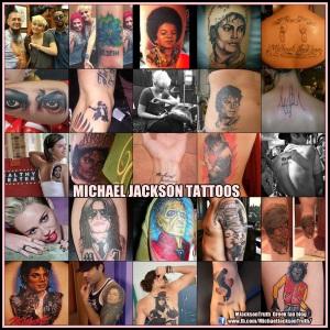 Michael Jackson tattoos MJacksonTruth