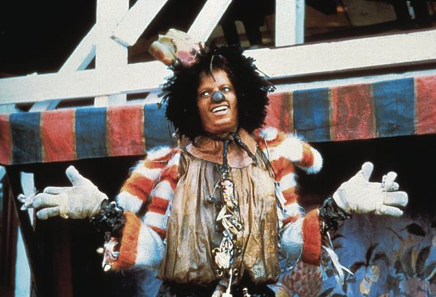 Michael Jackson The wiz scarecrow