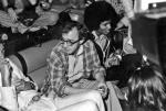 Michael Jackson Woody Allen Studio 54 August 1977 2