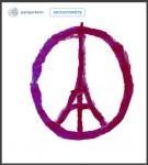 Paris Jackson  2015 Je suis Paris aussi