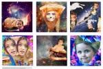 Paris Jackson 2016 digital creations