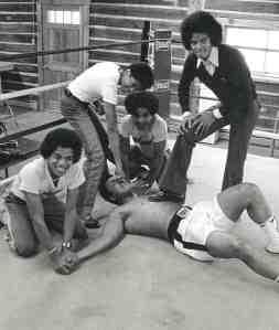 Jackson 5 Muhammad Ali 1977