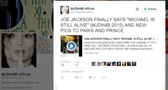 joe tweet 2015 alive 4