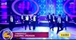 Mathildi Maggira doing Michael Jackson Yfsf_ant1 4