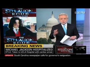 Michael Jackson death breaking news