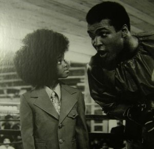 Michael Jackson Muhammad Ali