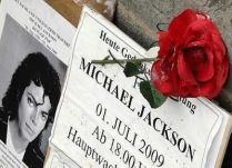 Michael Jackson's Memorial Frankfurt july 7 2009